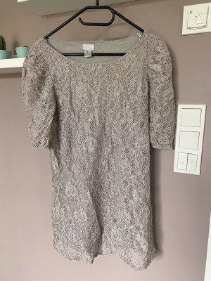 Graues Kleid von H&M, Gr. 38