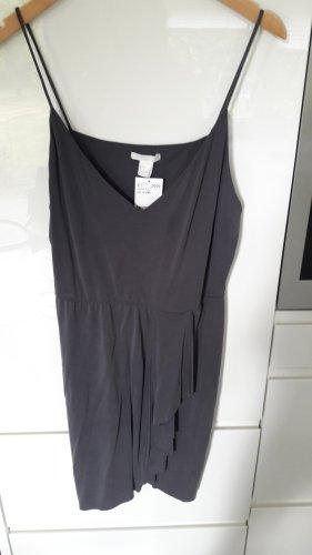 graues Kleid von H&m Neu!