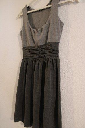 graues Kleid von Tally Weijl in Gr. XXS