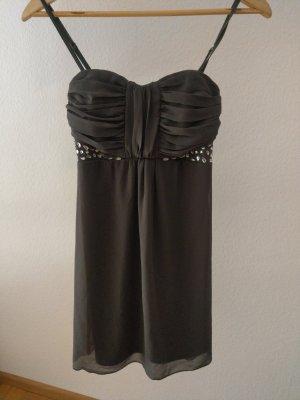 Graues Kleid von Vila in XS