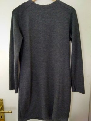 Zara Woolen Dress multicolored