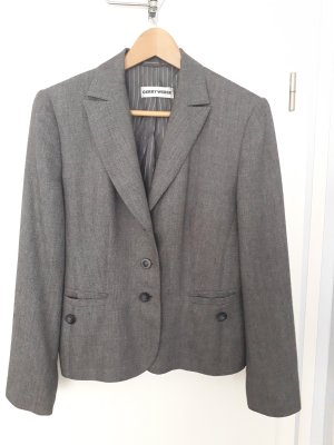 Gerry Weber Business Suit grey viscose