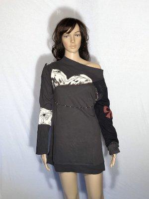 Desigual Camicia a tunica multicolore