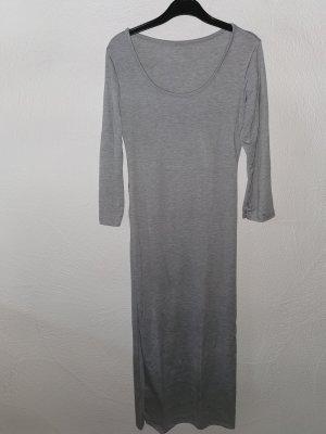 Alba Moda Długa koszulka jasnoszary