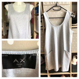AX Paris Pinafore dress light grey