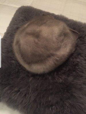 Fur Hat grey