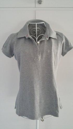 Graues Poloshirt Calvin Klein