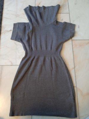AJC Sukienka dresowa szary