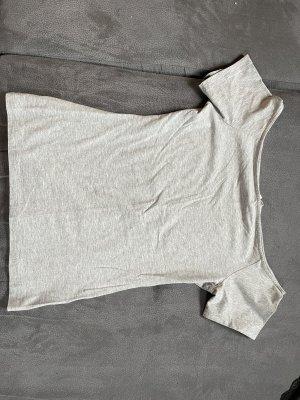 H&M Carmen Shirt light grey