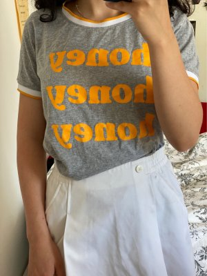Jennyfer T-shirt multicolore