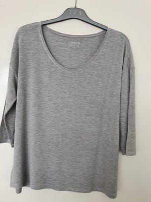 Cartoon Blouse Shirt grey