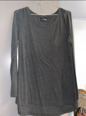 Gina Basic Shirt grey