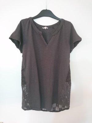 edc by Esprit Knitted Jumper dark grey-anthracite