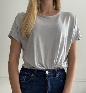 Graues Shirt oversized