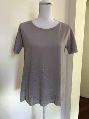 Graues Shirt von Zara
