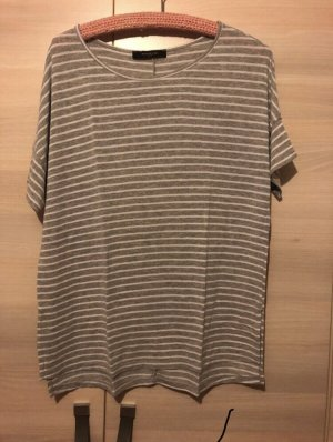 Reserved T-Shirt white-light grey
