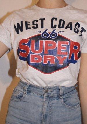 Superdry T-shirt multicolore