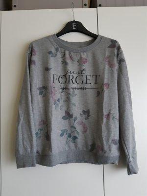 Calliope Sweatshirt gris-gris clair