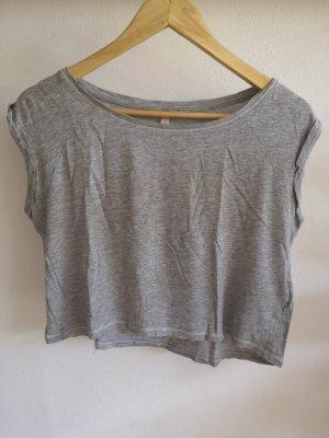 graues T-Shirt • Größe S/36