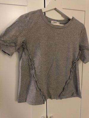 Daphnea T-Shirt grey-light grey