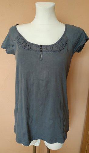 Graues T-Shirt von Esprit, Gr. XS