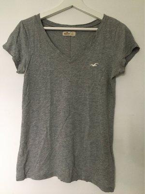 Hollister T-shirt szary