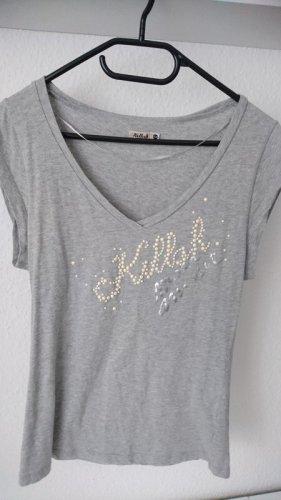 Graues T-Shirt von Killah