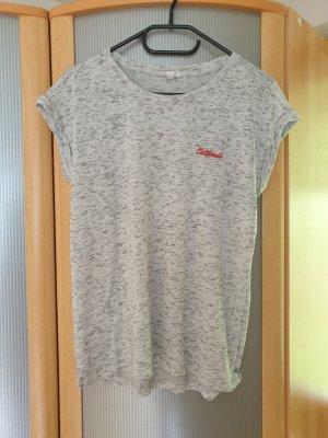 Graues T-Shirt von QS by S.Oliver
