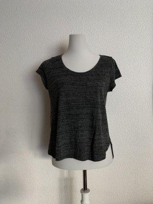 graues tshirt