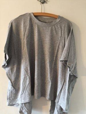 Urban Classics Camisa holgada gris claro