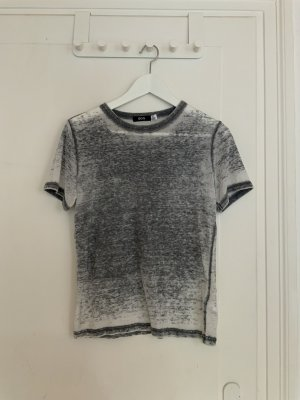 Graues washed Shirt von Urban Outfitters