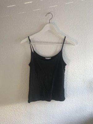 Graues Zara Basic Top