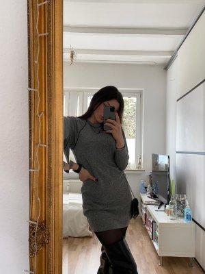 Graues Zara Trafaluc Kleid S