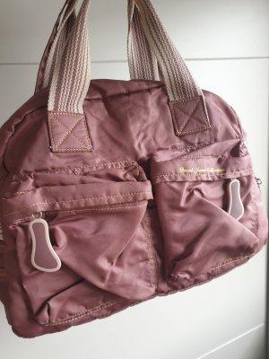 Graulila Handtasche