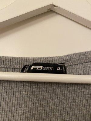 Graus Bauchfreies T-Shirt