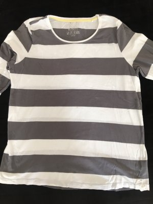 Gina Benotti T-Shirt natural white-grey