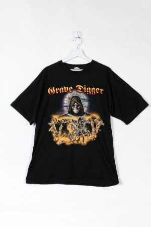 Grave Digger Bandshirt in XL