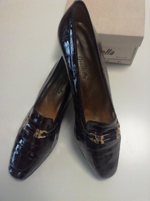 by Graziela Loafers brown-black brown