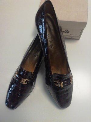by Graziela Zapatos Informales marrón-marrón-negro