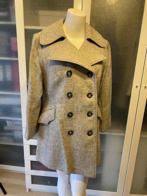 Frock Coat grey wool