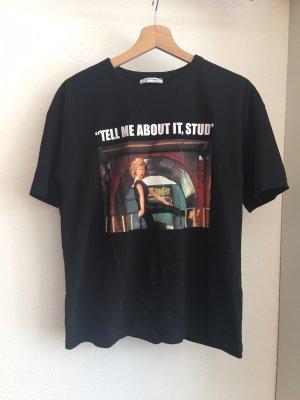 grease-shirt von zara