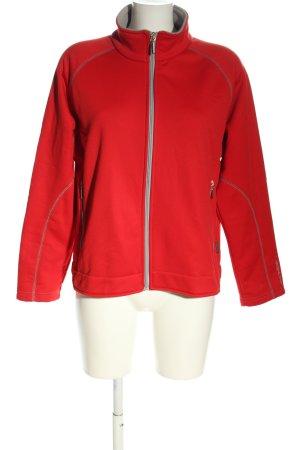 Greenland Kurtka softshell czerwony Wyhaftowany logo W stylu casual