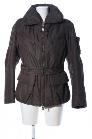Greenstone Winterjacke braun Casual-Look