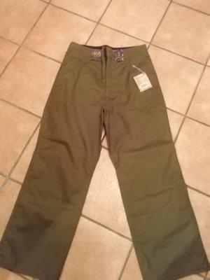 Snow Pants grey brown