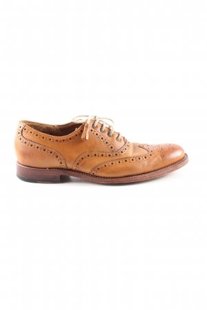 GRENSON Budapester hellorange Business-Look