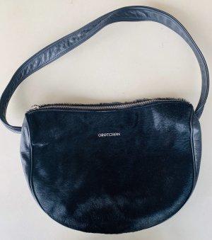 Gretchen - Lunar Hobo Two Black Pony Damen Tasche, gebraucht