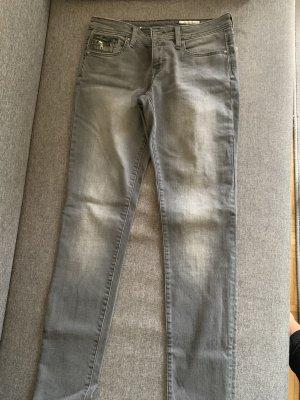 Grey edc jeans
