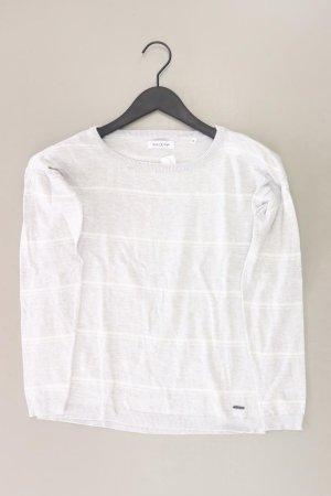 Greystone Pullover grau gestreift Größe S