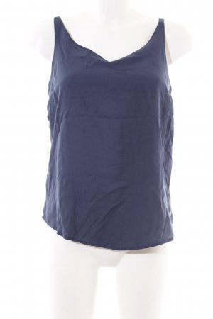 Greystone Trägertop blau Casual-Look