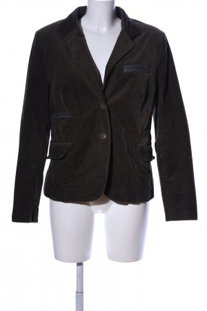 Greystone Woll-Blazer braun Casual-Look